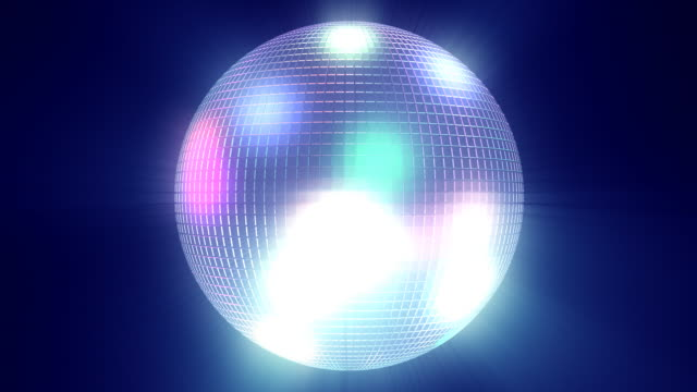 Discoball #1