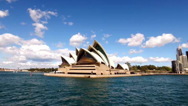 vídeos de stock, filmes e b-roll de discovering australia - teatro de ópera