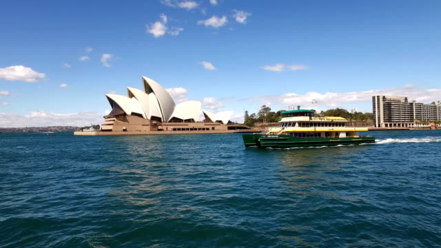 discovering australia - ferry stock videos & royalty-free footage
