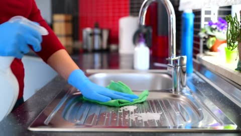 disinfecting groceries during covid-19 coronavirus - cleaning stock videos & royalty-free footage