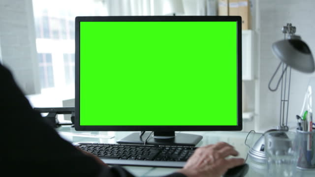 display your message    bs id de - green color stock videos & royalty-free footage