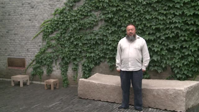 Dissident Chinese artist Ai Weiwei discusses why he continues to criticize the Chinese government his plans for the future once his travel...