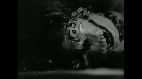 1968 distraught woman discovers body before being joined by anxious man, who leads her back inside - gory of dead people stock videos & royalty-free footage