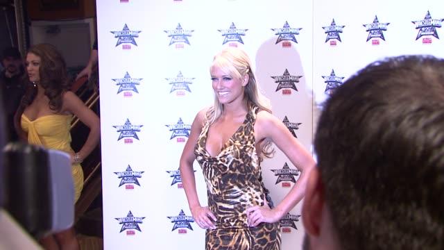 WWE Diva Kelly Kelly at the WrestleMania 25th Anniversary Press Conference at New York NY