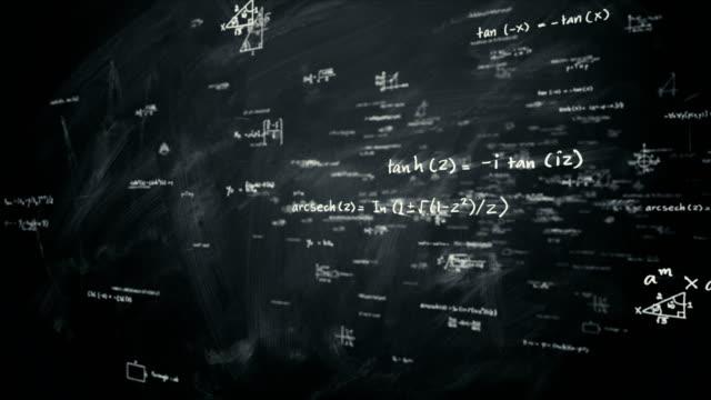 数学に飛び込む。ループ - 豊富点の映像素材/bロール