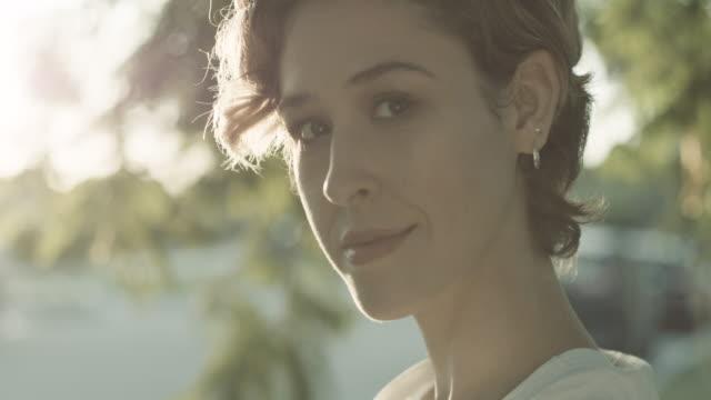 diverse portraits - 女性選手点の映像素材/bロール