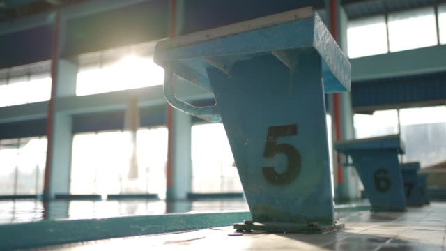 diving board with number 5 - number 5 stock videos & royalty-free footage