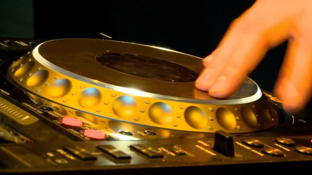 dj working - cd rom stock videos & royalty-free footage