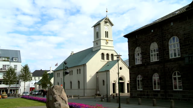 dómkirkjan church - preacher stock videos and b-roll footage