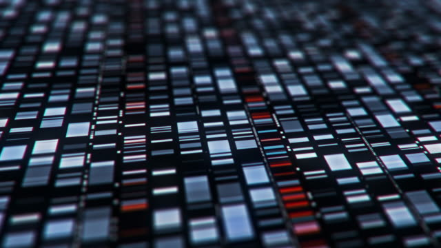 stockvideo's en b-roll-footage met dna-test - dna