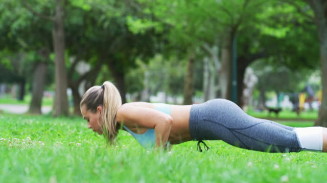 do the work, get the results - bodyweight training stock videos & royalty-free footage