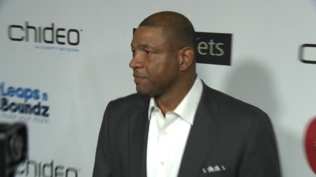 Doc Rivers at The CP3 Foundation's Celebrity Server Dinner Hosted By Chris Paul in Los Angeles CA