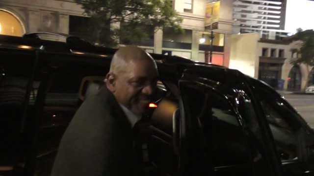 Doc Rivers laughs off NY Knicks rumors outside Katsuya in Hollywood in Celebrity Sightings in Los Angeles