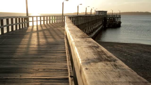 Dock Sunset.