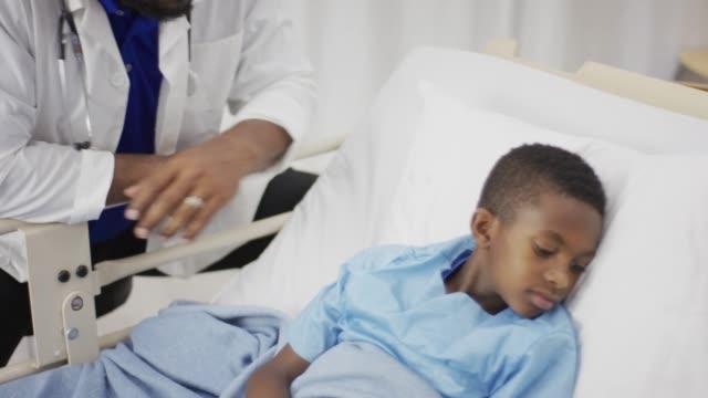 Doctor Comforting Patient