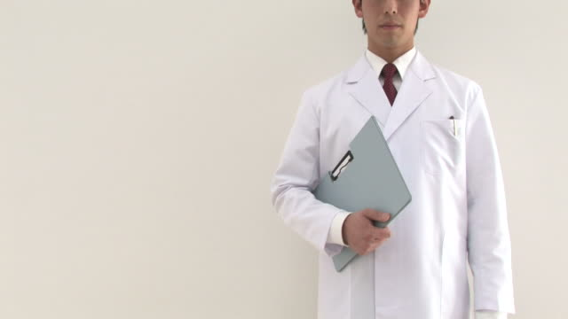 doctor - lab coat stock videos & royalty-free footage