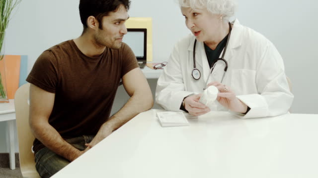doctor visit - rx stock videos & royalty-free footage