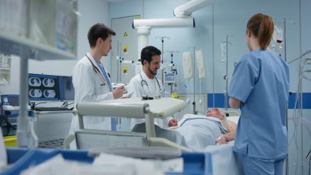 DS Arzt im Gespräch mit Ihren Patienten über ICU