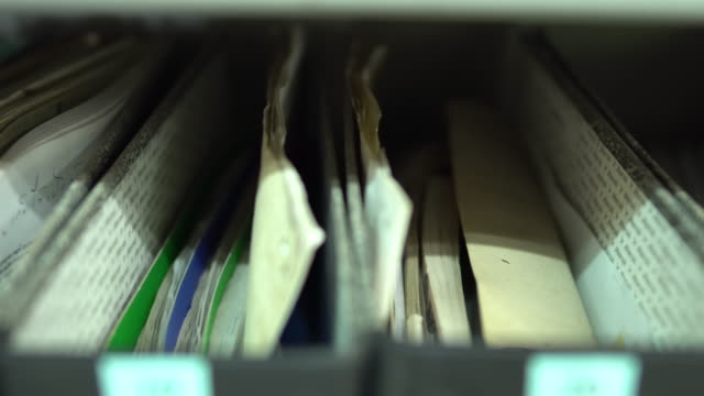 document file - magazine stock videos & royalty-free footage