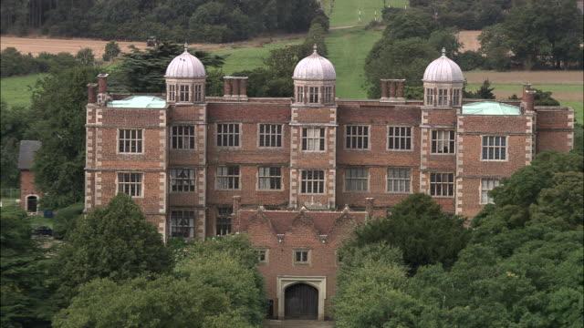 doddington hall - lincolnshire stock videos & royalty-free footage