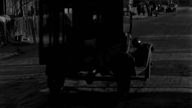 a dogcatcher drives down a street. - 1931 stock videos & royalty-free footage