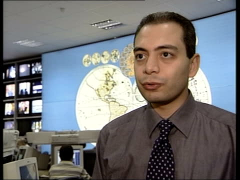 Doha Ibrahim Helal interviewed SOT We knew beforehand these were authentic tapes this the policy we adhere to and I don't think we are going to...