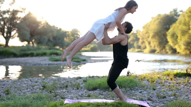e733ea36aa 80 Top Acroyoga Video Clips & Footage - Getty Images