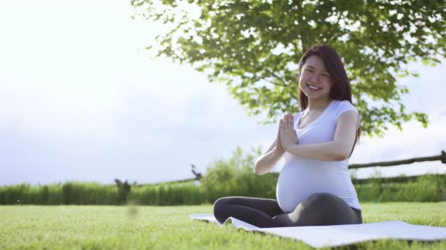 Doing Yoga Outside