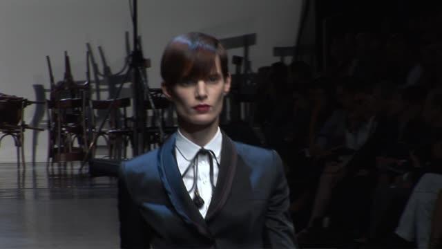 Milan Fashion Week S/S 2010 at the Dolce Gabbana Milan Fashion Week S/S 2010 at Milan