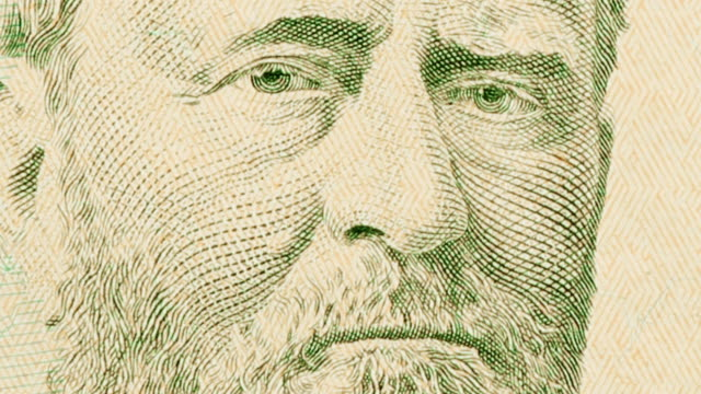 50 dollar bill united states of america currency - investment stock videos & royalty-free footage