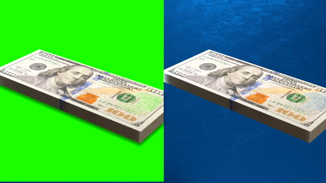$100 dollar bills banknote - currency symbol stock videos & royalty-free footage