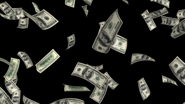 $100 Dollar Bills #2 HD