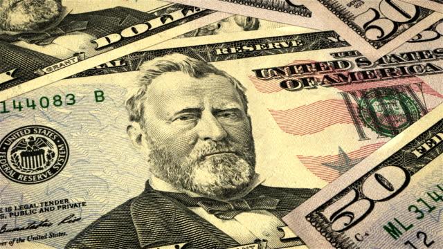 Dollar - Money Stack - 4K Resolution