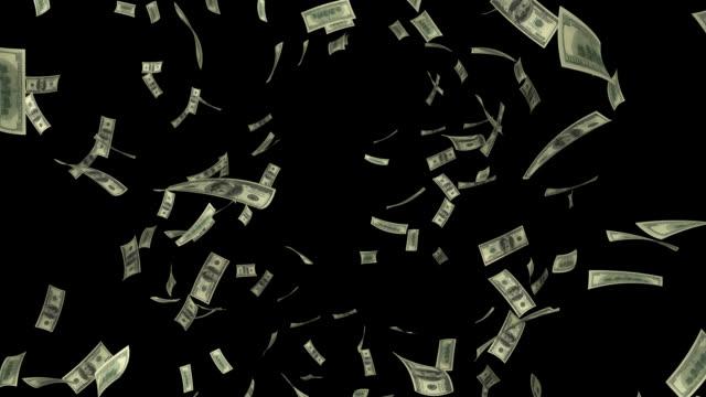 Dollar-Regen