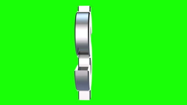 dollar sign on green background - dollar symbol stock videos & royalty-free footage