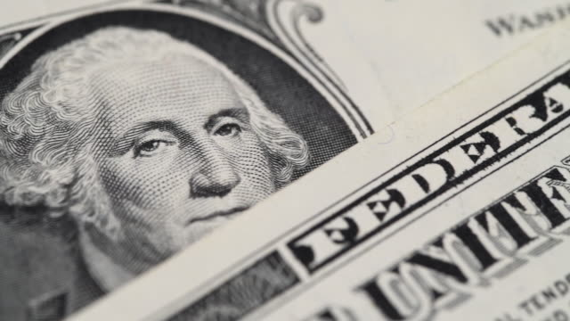dollars - debt stock videos & royalty-free footage