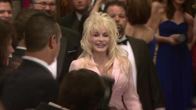 Dolly Parton at the 63rd Annual Tony Awards Red Carpet at New York NY