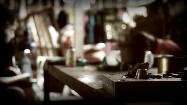 hd dolly: workers in the steel industry. - bugtiger stock videos and b-roll footage