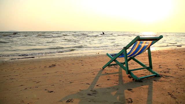 HD Dolly: bancada na praia