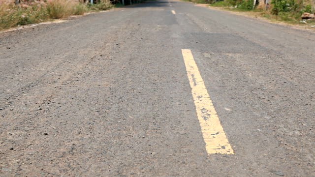 HD Dolly:rural road surface
