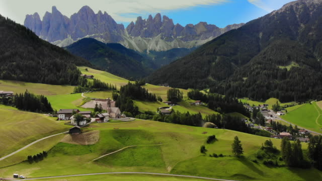 dolomites, italy - alps stock videos and b-roll footage
