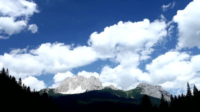 Dolomites time-lapse