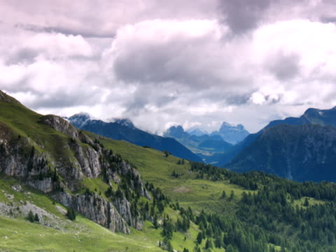 ntsc: dolomites - named wilderness area stock videos & royalty-free footage