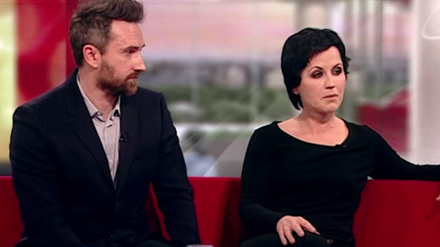 Dolores O'Riordan of the Cranberries discusses mental health issues following the break up the band