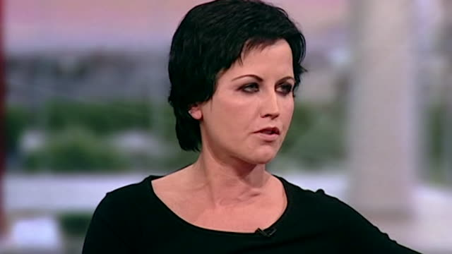 Dolores O'Riordan of the Cranberries talks about 'no identity' outside of the Cranberries