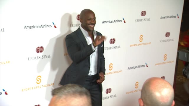 dolvett quince at 30th anniversary sports spectacular gala in los angeles, ca 5/31/15 - quince stock videos & royalty-free footage