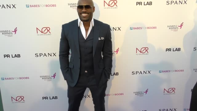 Dolvett Quince at the Susan G Komen LA Presents 'Babes For Boobs' Live Bachelor Auction on June 08 2017 in Los Angeles California