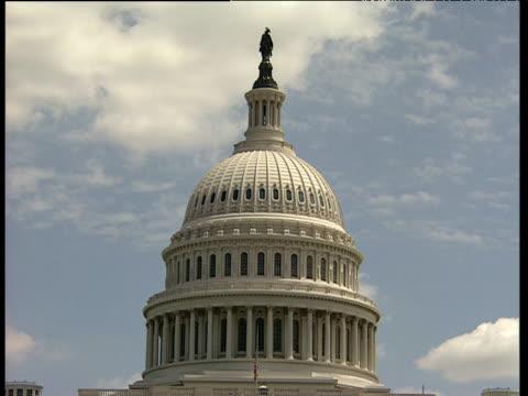 vídeos y material grabado en eventos de stock de dome of capitol building - edificio gubernamental