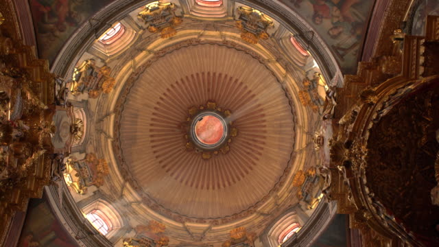 Dome of Santa Rosa of Viterbo Church, Queretaro