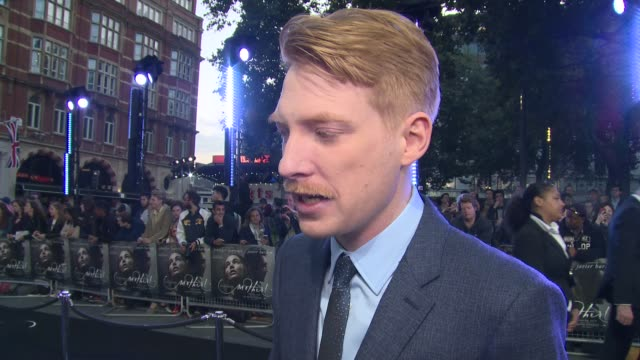 Domhnall Gleeson Stock Videos & Royalty-free Footage ...